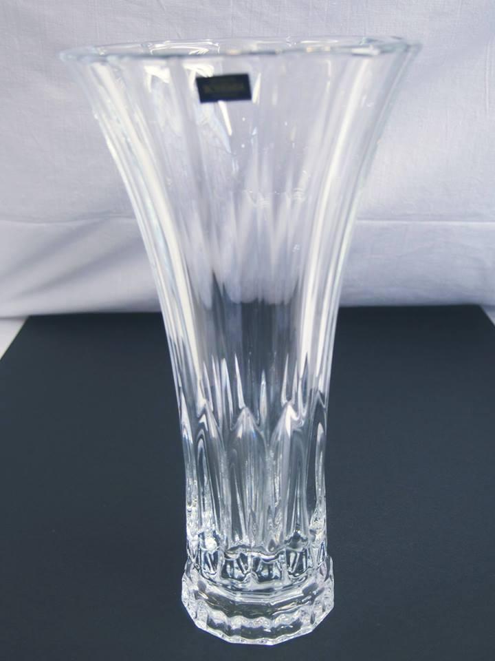 jarrones de cristal ref 003 - Jarrones De Cristal