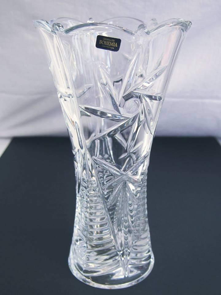 jarrones de cristal ref 008 - Jarrones De Cristal